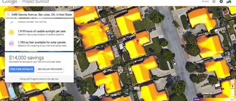 Солнечные крыши: новый проект Google