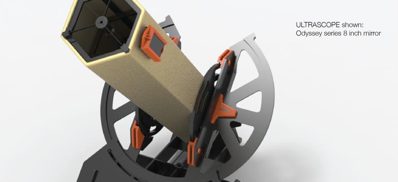 3D-принтер и Arduino: как самостоятельно собрать телескоп