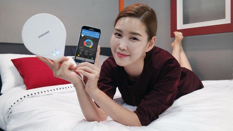 Система контроля сна от Samsung