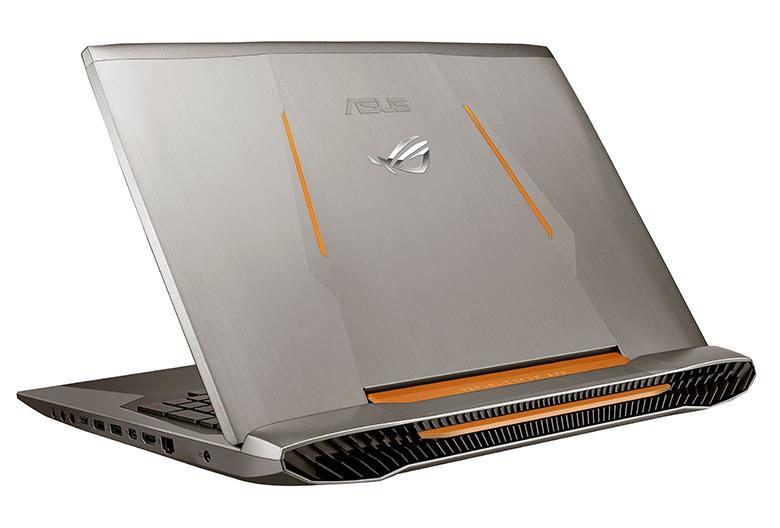 Модуль подключения к док-станции ноутбука GX700 (изображение: ASUS).