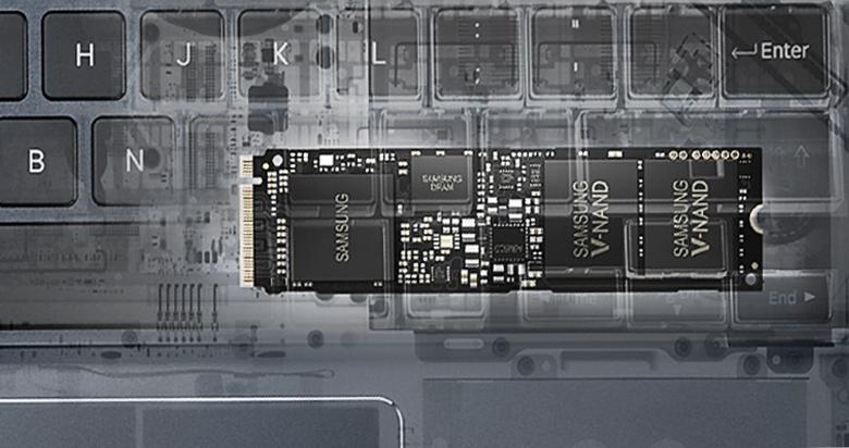 SSD форм-фактора M.2.