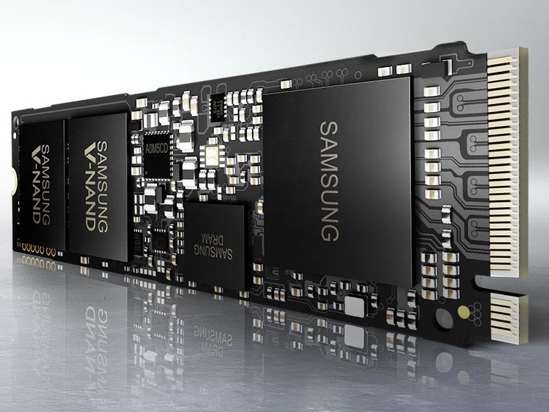 SSD Samsung 950 Pro.