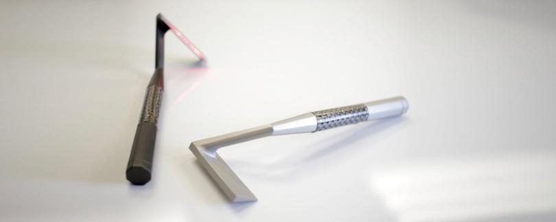 Американцы изобрели лазерную бритву