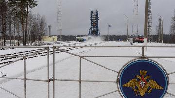 Спутник «Глонасс-М» запустят в конце года с космодрома «Плесецк».