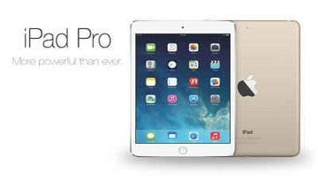 Стали известны официальные цены iPad Pro для рынка России.