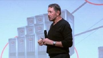 Фокусными темами выступления главы корпорации Ларри Эллисона на форуме Oracle OpenWorld