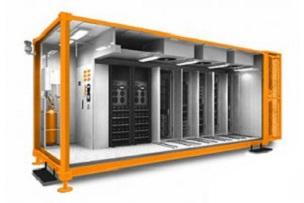 Компания «Родник» начинает поставки контейнерных центров обработки данных.