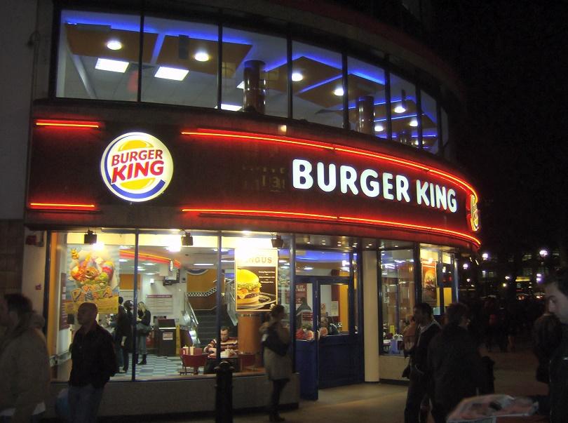 Burger King планируют включить в рацион космонавтов чизбургеры