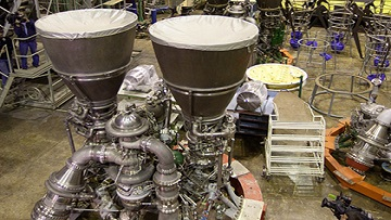 Китай запланировал покупку российских двигателей РД-180 для своих ракет-носителей.
