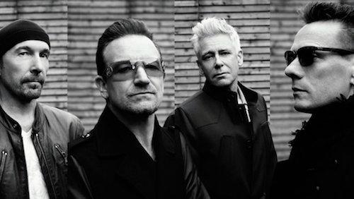 Apple Music представила сферический клип U2 на песню 'Song For Someone'.