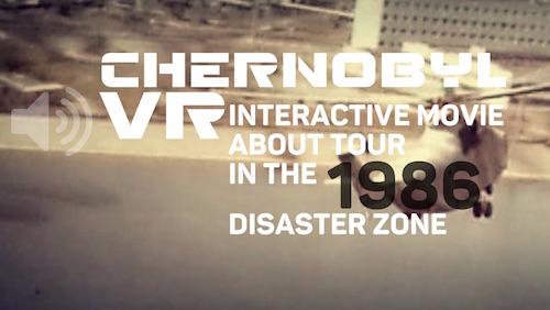 Сinemactive анонсировала российский фильм для платформ виртуальной реальности «Чернобыль VR».