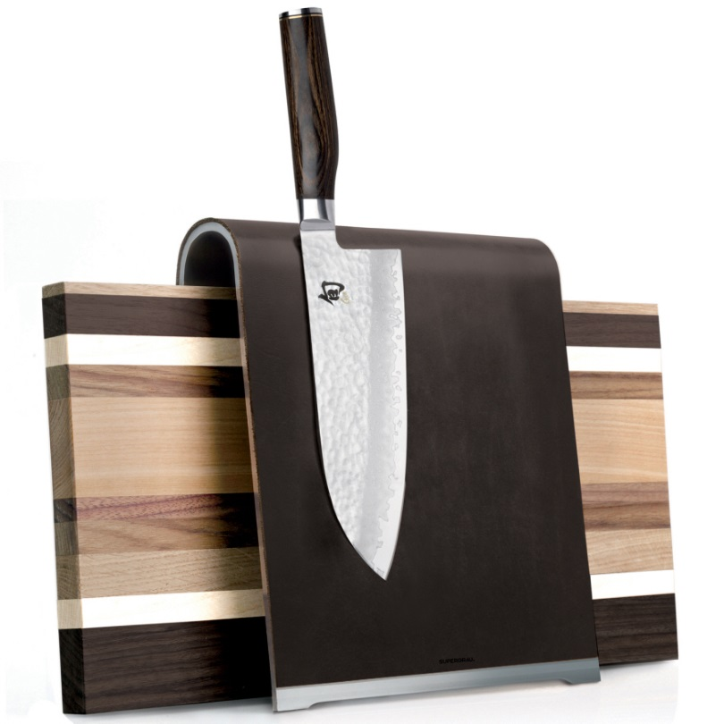 Повседневный дизайн: место хранения для ножей
