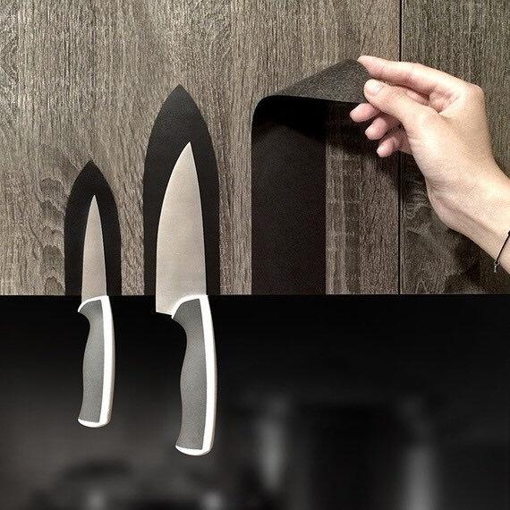 ПовседневПовседневный дизайн: место хранения для ножейный дизайн: место хранения для ножей