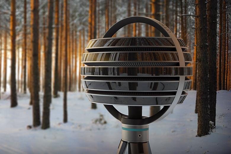 Панорамная камера светового поля Lytro Immerge (фото: lytro.com).