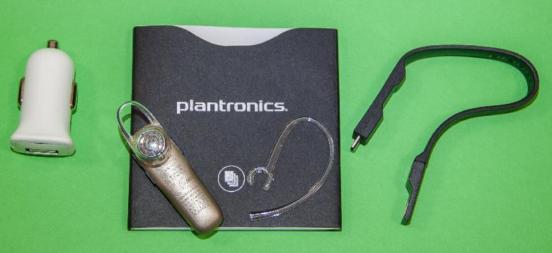 Комплектация Plantronics Explorer 500.