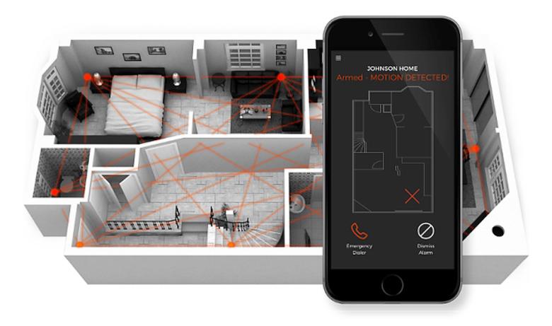Xandem - скрытое наблюдение без камер (изображение: indiegogo.com).