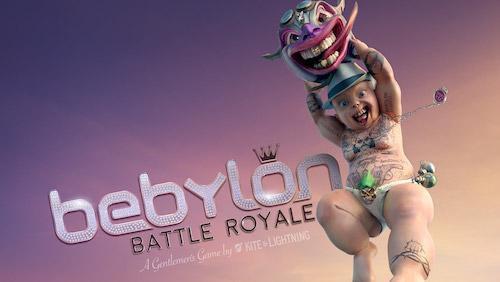 Студия Kite & Lightning анонсировала ВР-игру Bebylon: Battle Royale.