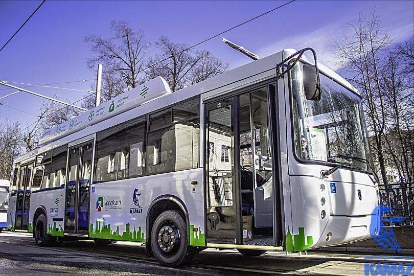 По улицам Москвы будут ездить электробусы