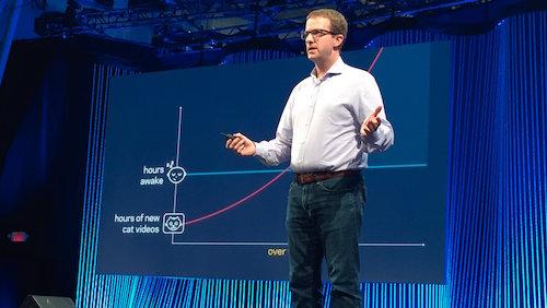 Создание телепорта — план Facebook к 2025 году.