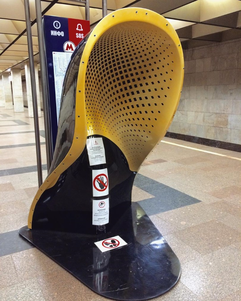 В Московском метро тестируют систему шумоподавления