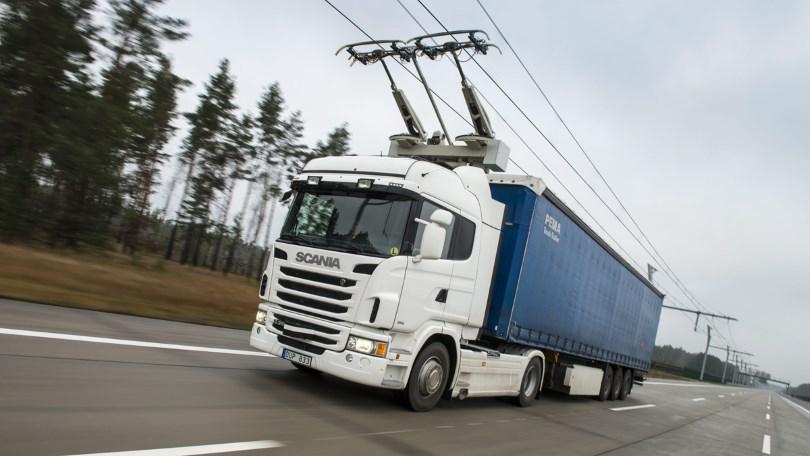 В Швеции появится трасса для электрофур