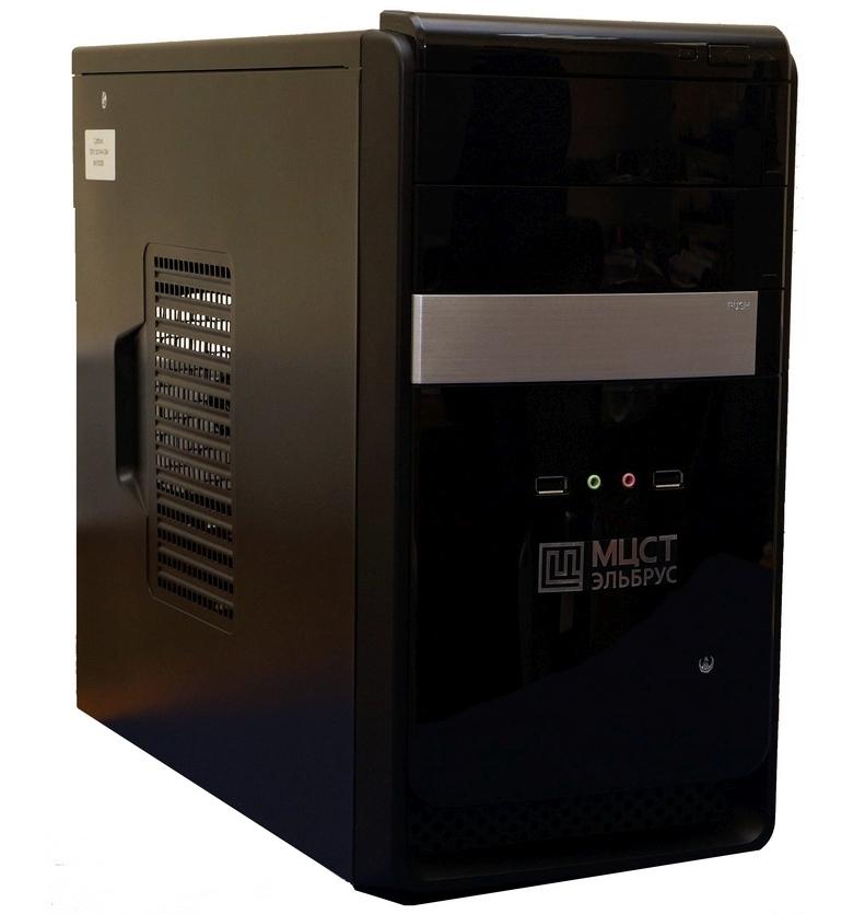 """Системный блок """"АРМ Эльбрус 401-PC"""" (фото: МЦСТ)."""