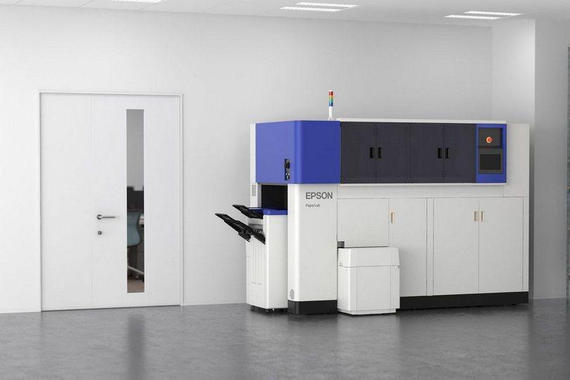 Преобразование бумажных отходов в чистую бумагу прямо в офисе