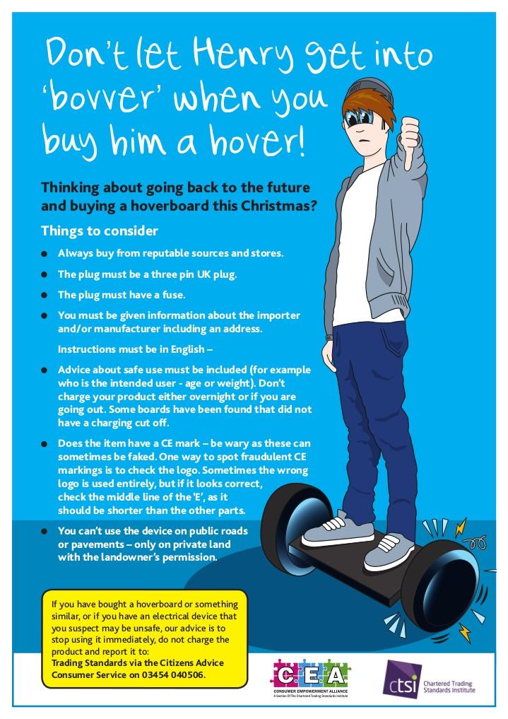 Британцы — молодцы, озаботились даже выпуском листовок с советами: как не убиться, купив гироцикл.