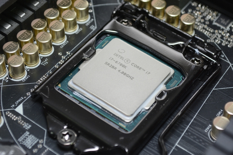Впервые ошибку нашли на Core i7-6700K (фото: techspot.com).