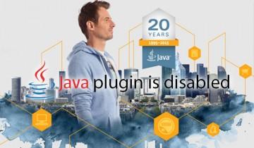 Java-плагин уходит в прошлое