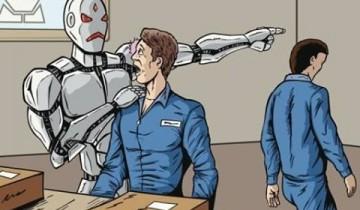 За тридцать лет роботы отгрызут половину работы
