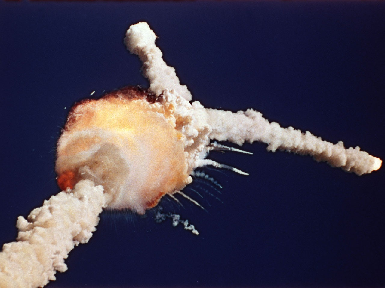 Space Shuttle Challenger, 28 января 1986 года.