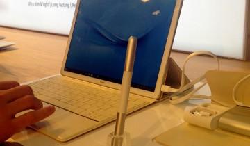 MateBook — первый гибридный планшет Huawei