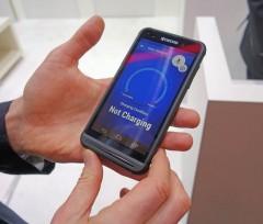 Kyocera встроила фотоэлектрическую панель в дисплей смартфона