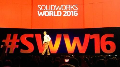 Итоги SolidWorks World 2016