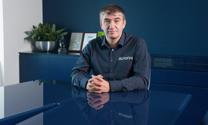 Основатель Acronis Сергей Белоусов (фото: Dylan Love / The Daily Dot).