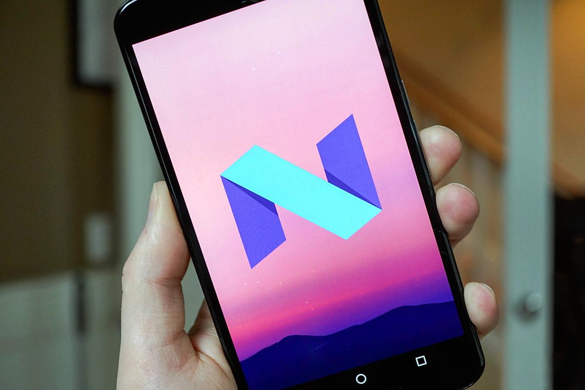 Android N - версия для разработчиков.