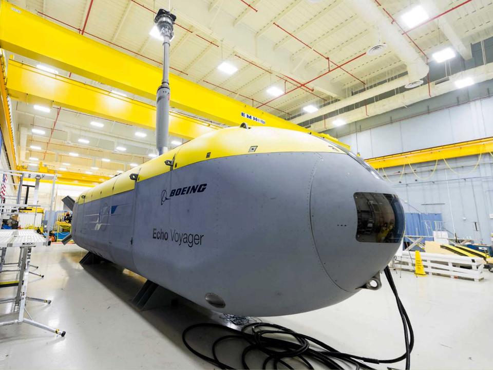 Boeing Echo Voyager (фото: Pinner Paul).