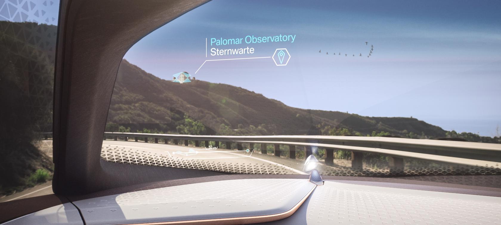 BMW: подсказки в режиме Ease.