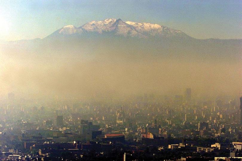Мировой опыт: как борется со смогом Мехико