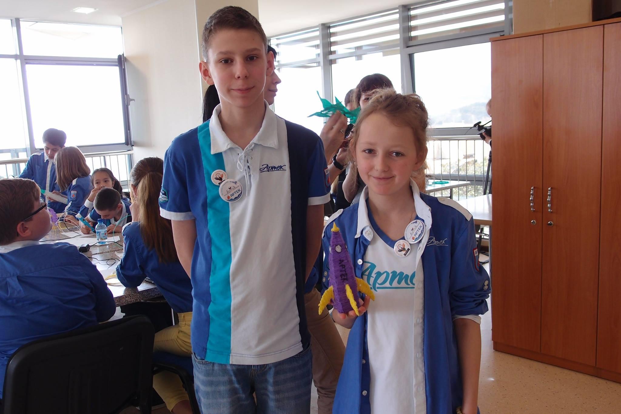 Олимпиады по 3D технологиям проводятся на региональном и Всероссийском уровне для выявления наиболее талантливых детей