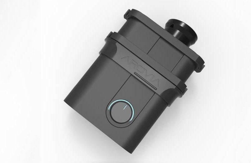 Монитор в кармане: складной дисплей от Arovia