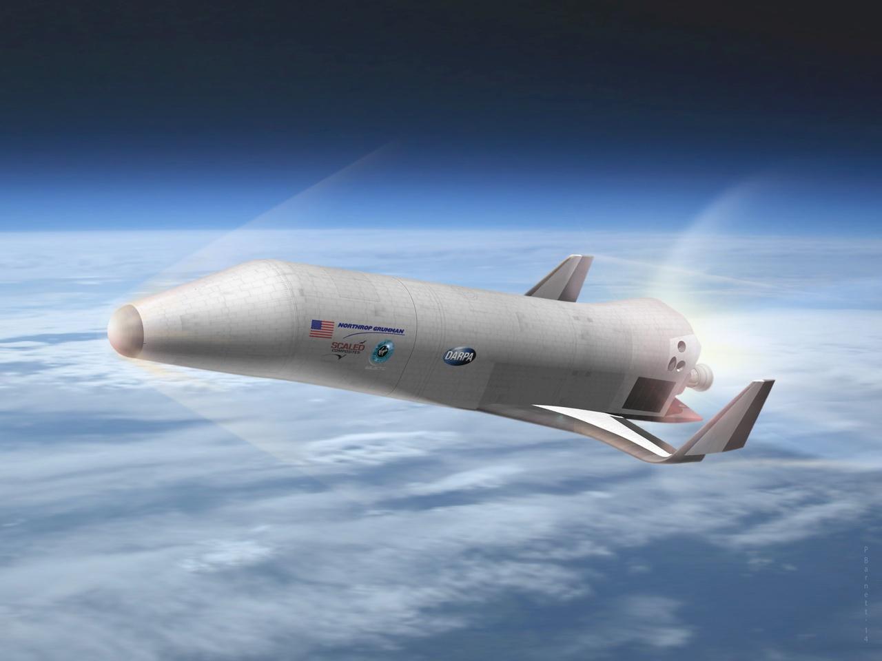 Один из концептов XS-1 (изображение: space.com).