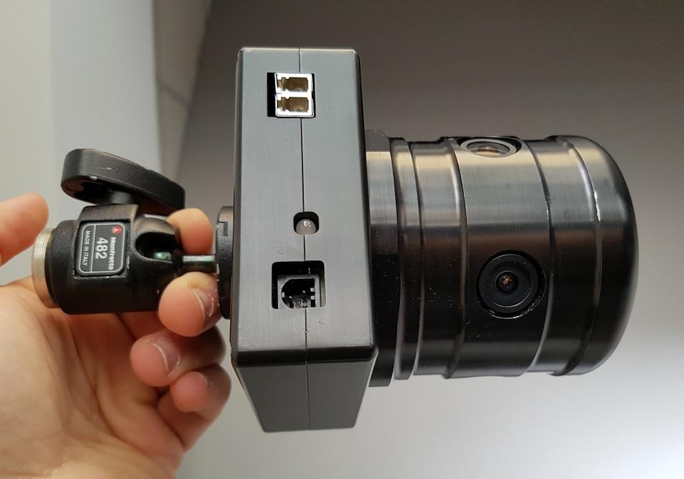 Камера панорамного обзора Maticam (фото: Mativision).