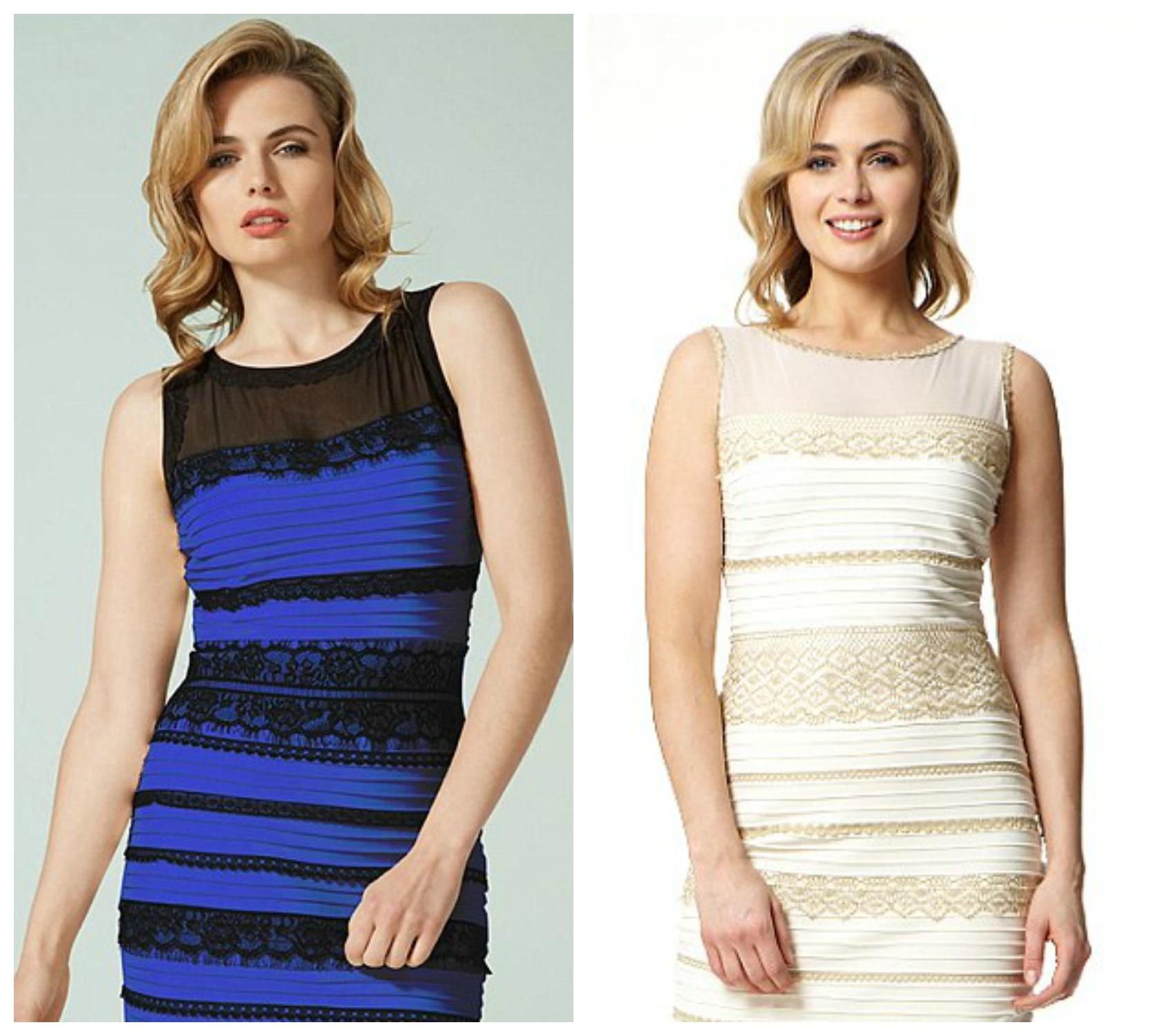 Разгадка двухцветного платья