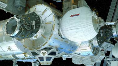 Экипажу МКС не удалось развернуть надувной модуль BEAM.