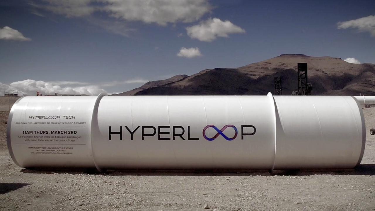 Hyperloop. Стране - труба!