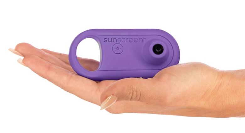 Компактная камера УФ-диапазона Sunscreenr (изображение: Voxelight).
