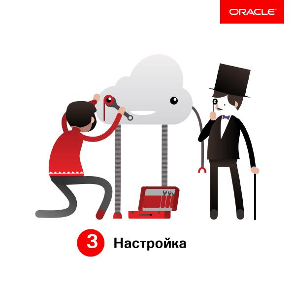 Oracle: Настройка