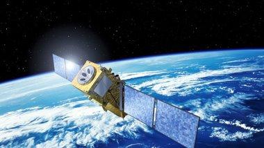 Российские ученые из Института ядерной физики предложили новый метод подзарядки орбитальных спутников связи.